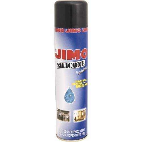 Silicone Automotivo em Spray 400 Ml - Jimo