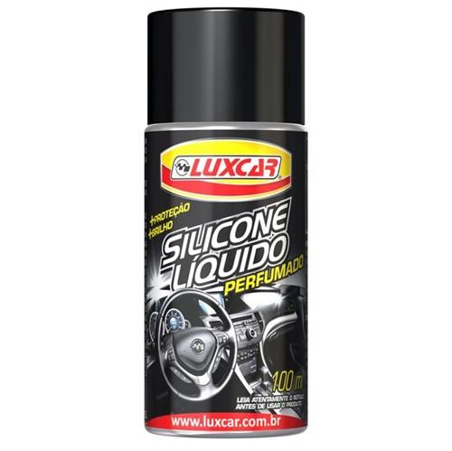 Silicone Liq Luxcar 100ml Tradicional