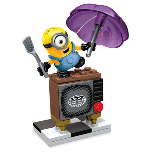 Silly Minnios Mega Bloks - Mattel Cnf49