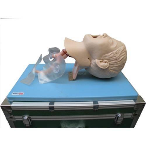 Simulador Infantil para Treino de Intubação Traqueal - Anatomic - Código: Tgd-4007-d