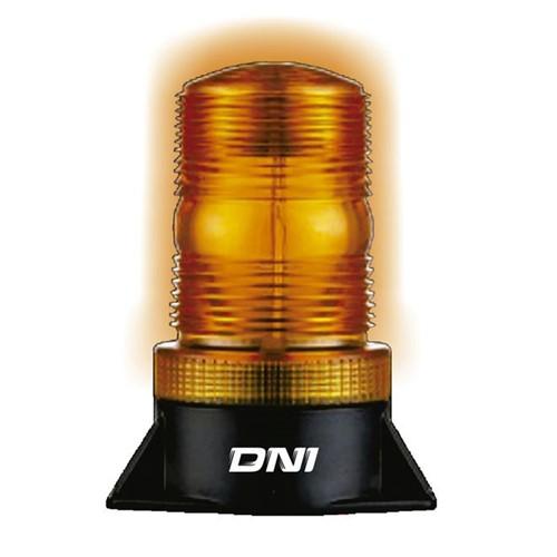 Sinalizador Visual Strobo de LEDs Âmbar 4018 DNI