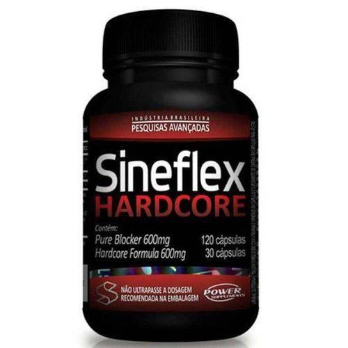 Sineflex Hardcore - 150caps - Power Supplements
