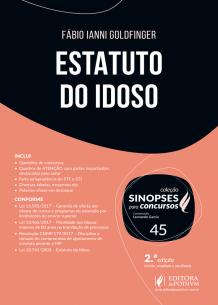 Sinopses para Concursos - V.45 - Estatuto do Idoso (2018)