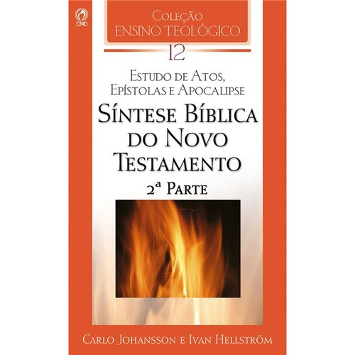 Síntese Bíblica do Novo Testamento - 2ª Parte