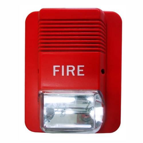 Sirene para Monitoramento e Incêndio - 24v - Dni 4206