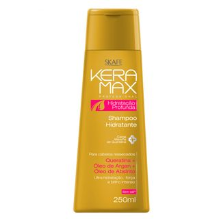 Skafe Keramax Hidratação Profunda - Shampoo 250ml