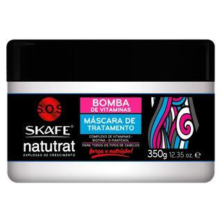 Skafe Naturat SOS Bomba de Vitaminas - Máscara de Tratamento 350g