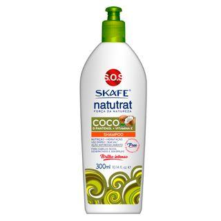 Skafe Naturat SOS Força da Natureza - Shampoo Coco 300ml