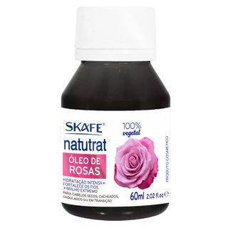 Skafe Naturat SOS - Óleo Capilar de Rosas 60ml