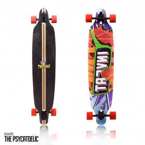 Skate Long Board Invert D3 Twodogs