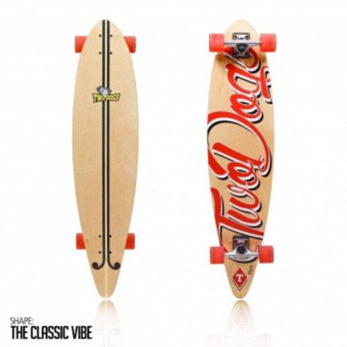 Skate Long Board Twodogs Flying D2 Abec 11 Two Dogs