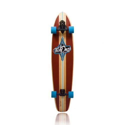 Skate Longboard Two Dogs Super Carve D2