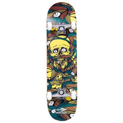 Skate Mormaii Chill / Amarelo