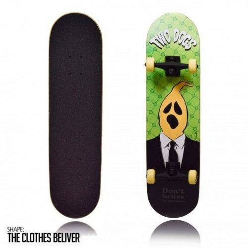 Skate Street Ghost Twodogs Abec 11 Two Dogs