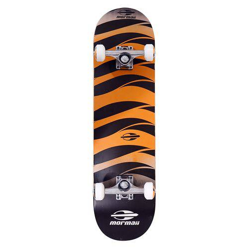 Skateboard Mormaii - Alpha Laranja - Belfix