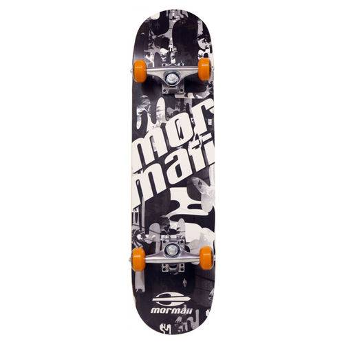 Skateboard Mormaii Chill / Cinza
