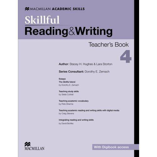 Skillful 4 - Reading & Writing - Teacher's Book