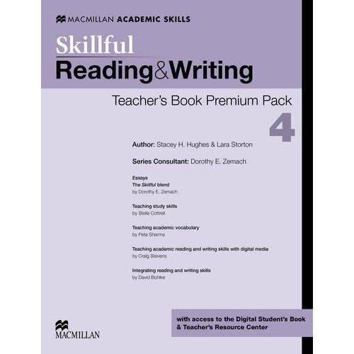 Skillful N e Reading & Writing Teacher's Book-4