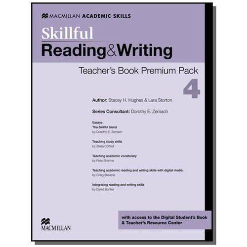 Skillful N.e Reading & Writing Teachers Book-4