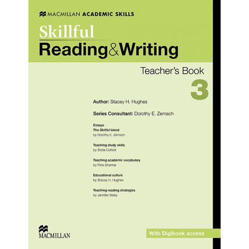 Skillful Reading & Writing Teacher's Book-3