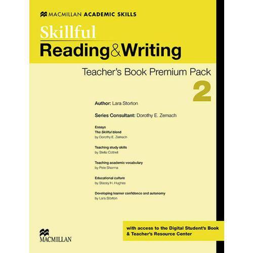 Skillful Reading & Writing Teacher's Book-2