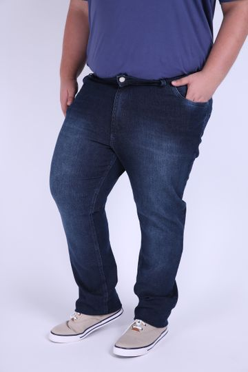 Skinny Jeans Blue Plus Size Jeans Blue 52