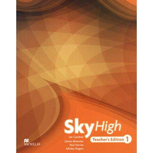 Sky High 1 - Teacher'S Book