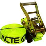 Slack Line Acte Sports T122 10 Metros Verde