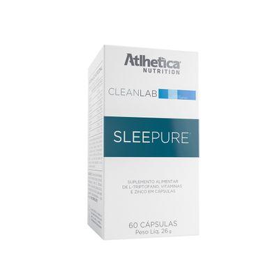 Sleepure CleanLab 60 Cápsulas Atlhetica Nutrition