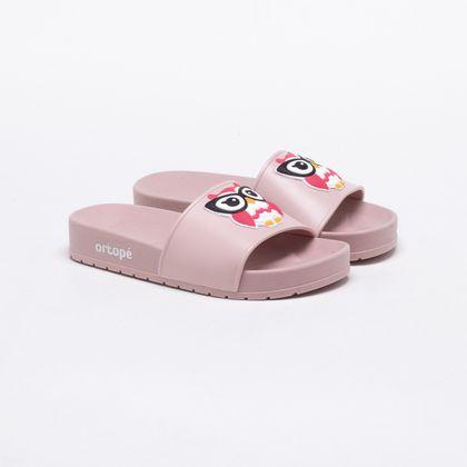Slide Ortopé Infantil Gummy Pink 27
