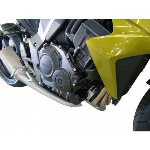Slider Protetor de Motor Honda Cb 1000r 11.. Vermelho