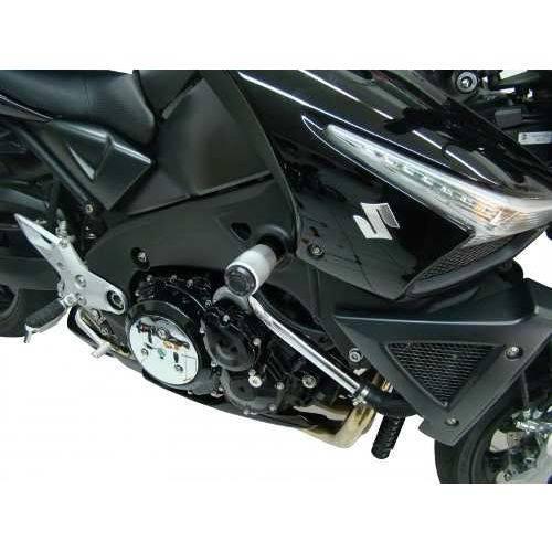 Slider Protetor de Motor Suzuki Srad 750 05/06 Verde Ninja
