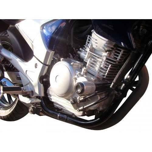 Slider Protetor de Motor Yamaha Fazer 250 18.. Preto