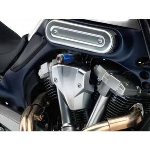 Slider Protetor de Motor Yamaha Mt- 01 06/08 Dourado Anodiz