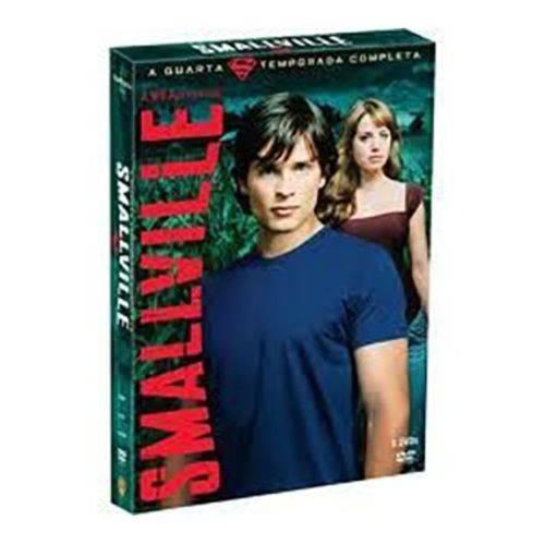 Smallville - 4ª Temporada Completa - 6 DVDs
