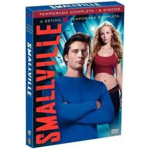Smallville - 7ª Temporada Completa
