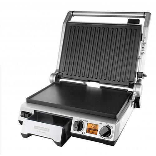Smart Grill Aço Inox 127V TRAMONTINA By Breville Tramontina
