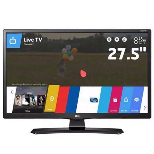 Smart Tv Monitor 27.5 Pol Led USB Hdmi Wifi 28Mt49s Lg