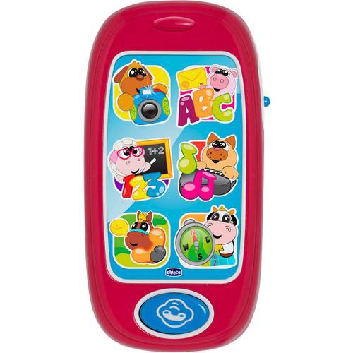 Smarthphone Animal Chicco Rosa Único