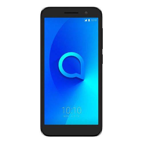 Smartphone Alcatel 1tela 5 Pol, Android Oreo, 4g, Memória 8gb 8mp + 5mp - Preto