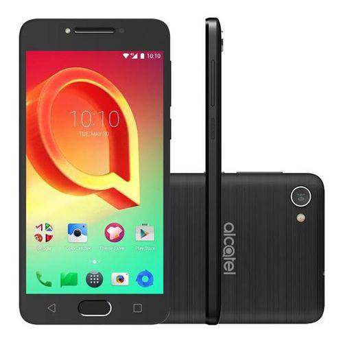Smartphone Alcatel A5 Max 32gb Octa-core Tela 5.2 Pol 16 MP - Preto