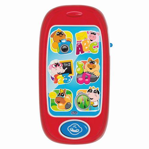 Smartphone Bilíngue dos Animais (6m+) - Chicco