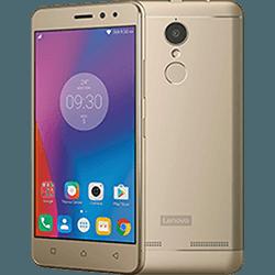 """Smartphone Lenovo Vibe K6 Dual Chip Android Tela 5"""" 32GB 4G Câmera 13MP - Dourado"""