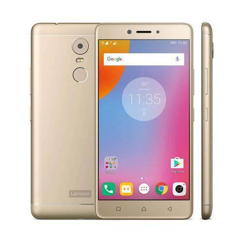 Smartphone Lenovo Vibe K6 32Gb 4G Android 6.0 Tela 5 Polegadas Câmera 16MP Dualchip