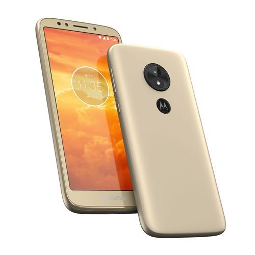 """Smartphone Moto E5 Play Mortorola 5.3"""" 1 GB Dourado"""