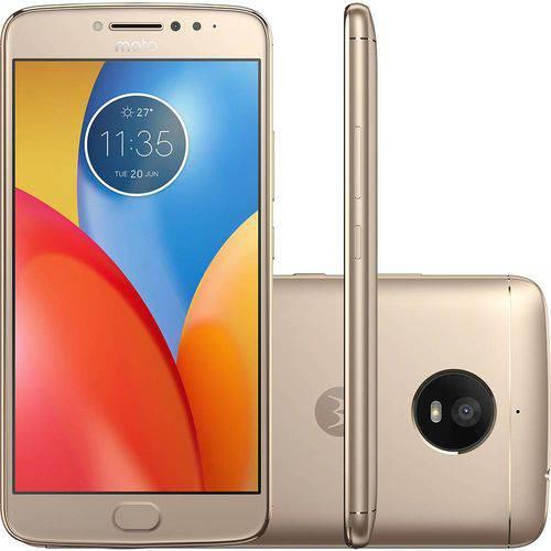 "Smartphone Motorola Moto E4 Plus XT1770 3GB+32GB LTE Dual Sim 5.5""Câm.13MP+5MP"