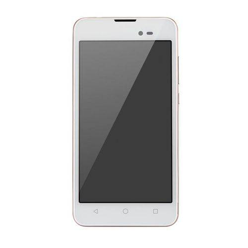 Smartphone Multilaser Ms50l Dual Chip Android 7 Tela 5 Quadcore 1.3ghz 8gb 3g Câmera 8mp Bivolt