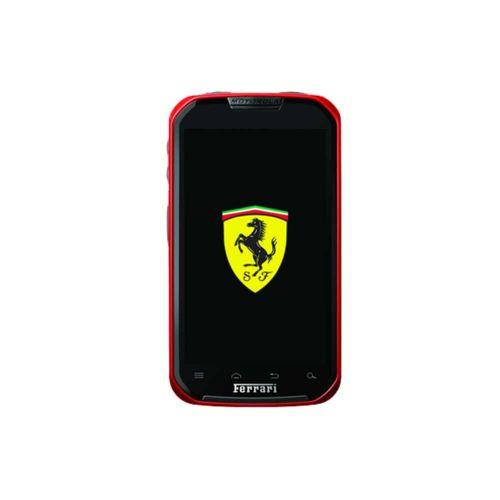 Smartphone Nextel Ferrari Motorola XT621 4GB, Single, 3G, Android, Câm 5MP, Wi-Fi Preto e Vermelho