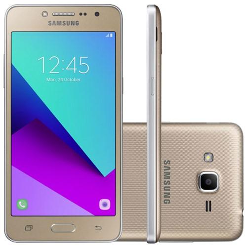 Smartphone Samsung G532M Galaxy J2 Prime Dourado 16 GB