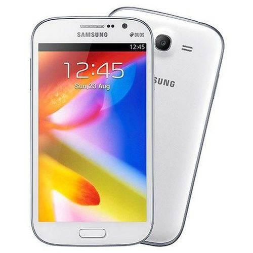 Smartphone Samsung Galaxy Gran Duos I9082 Branco, Dual Chip, Tela 5 Polegadas, Android 4.1, Processa